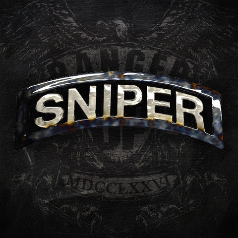 American Liquid Metal - Sniper Sign