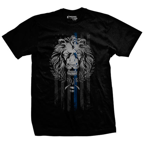 Live As A Lion TBL Vintage T-shirt