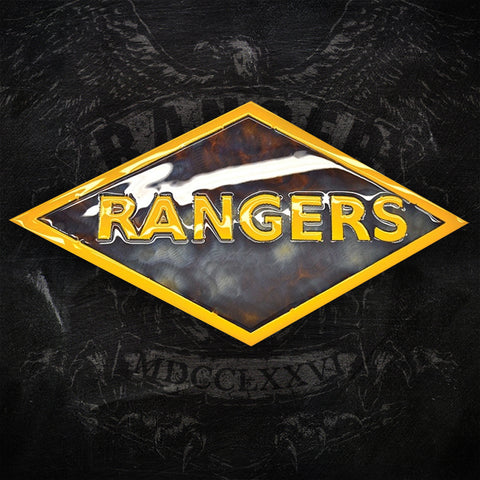 American Liquid Metal - Ranger Diamond Sign