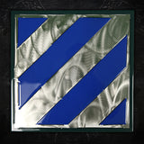 American Liquid Metal - 3rd Infantry Division Sign