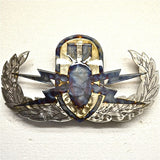 American Liquid Metal - EOD Badge Sign