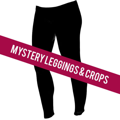 Mystery Leggings and Crops