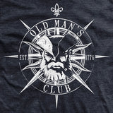 Old Man's Club - Alive vintage fit tee shirt