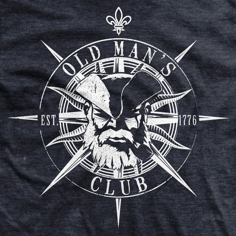 Old Man's Club - Alive T-Shirt