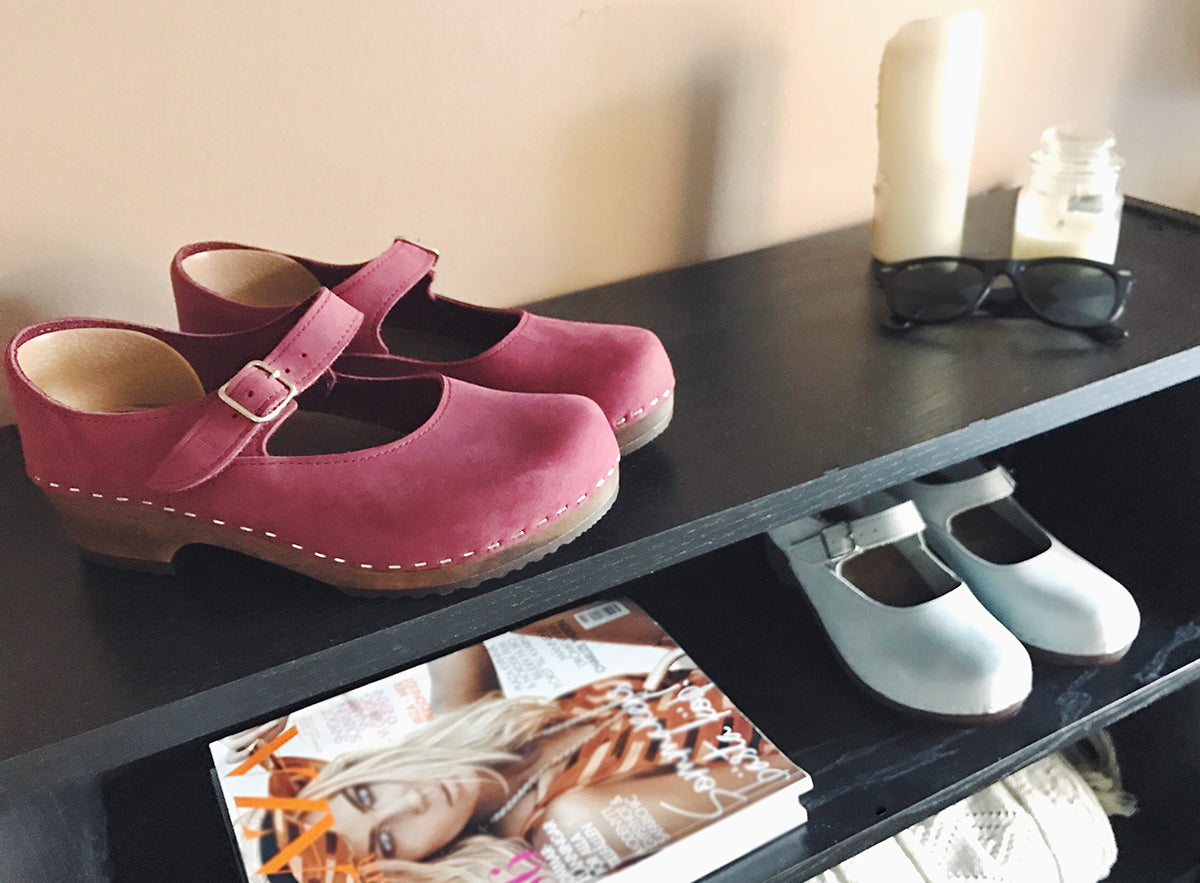 From Swedish Clog Styles to Mary Janes: Which Clog Style Fits You?