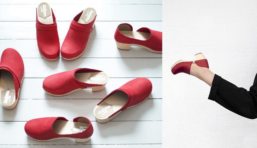 Seeing Red: Classics in a New Color