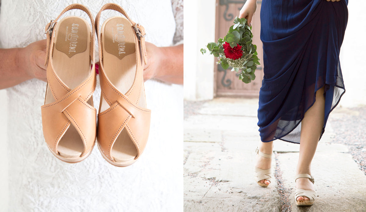 RSVP to Your Celebrations with Sandgrens Clogs