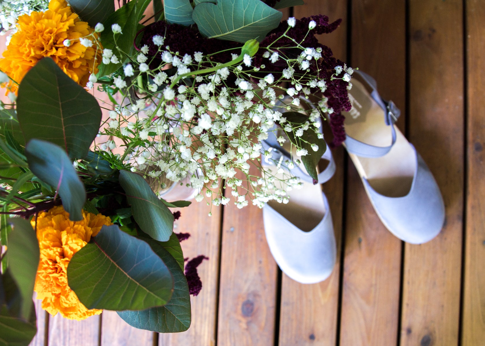 The Perfect Couple: Weddings and Clogs