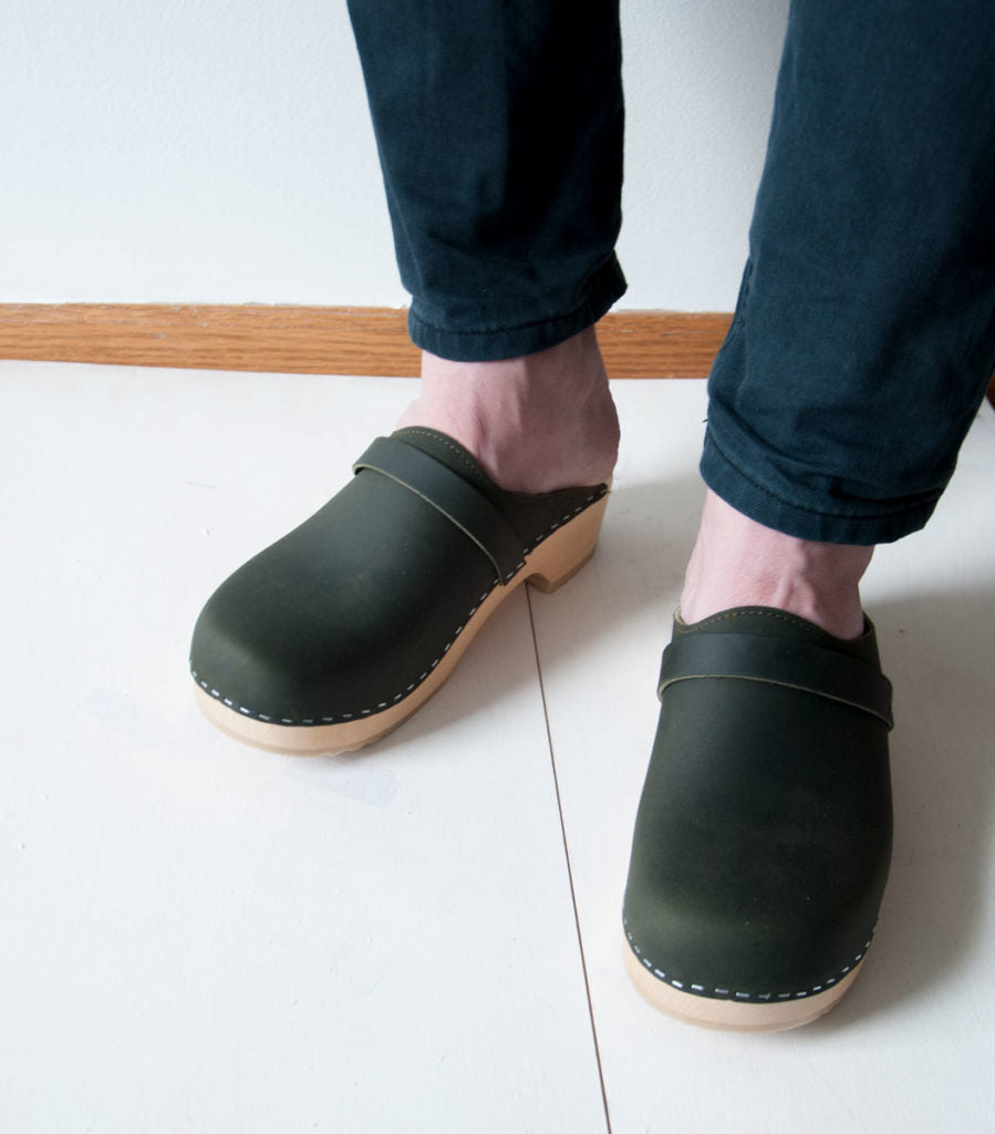 Malmo, Chukka and Gunnar: How to Style Three Different Men's Clogs