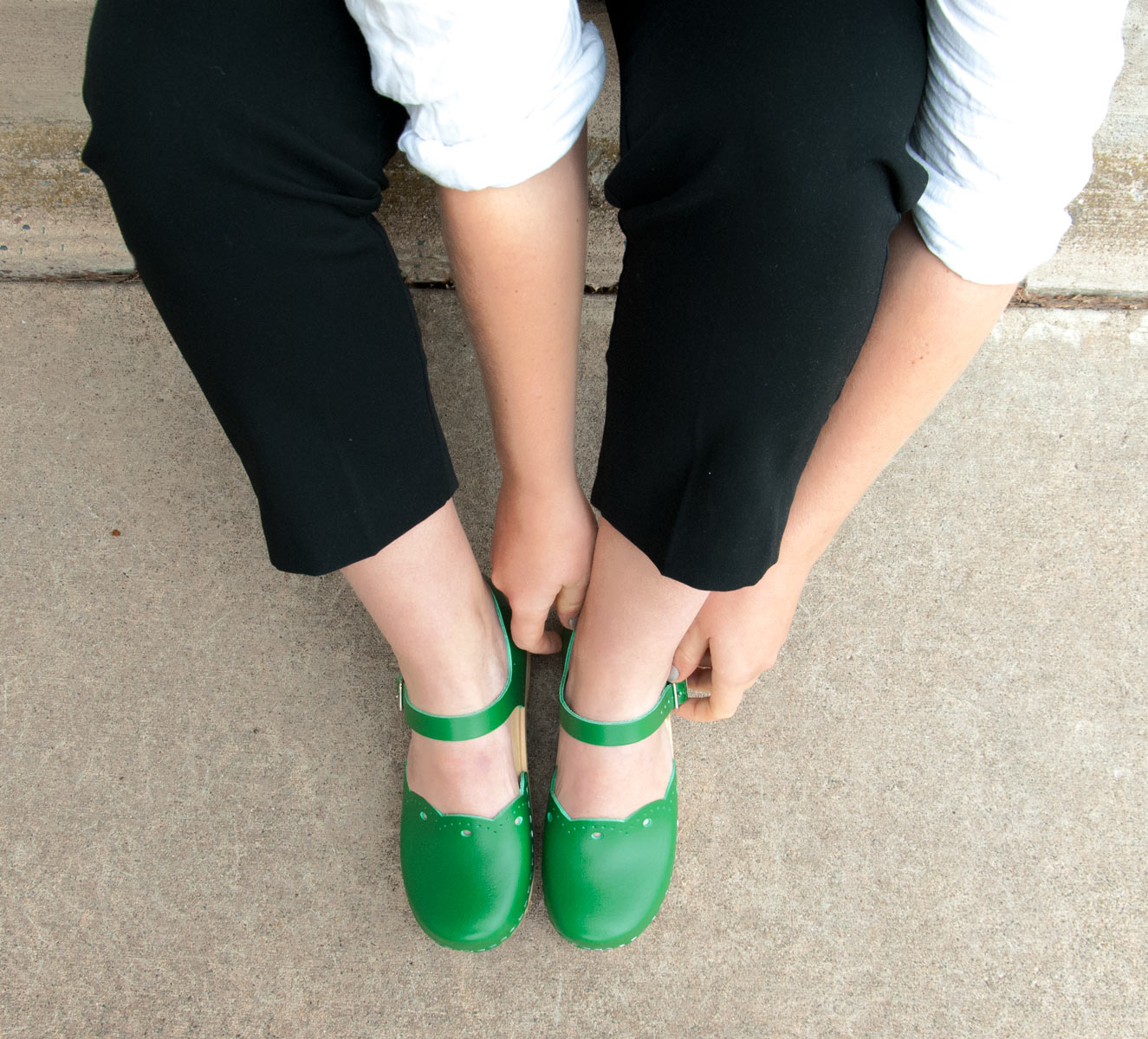 How to Make Your Clogs Stand Out