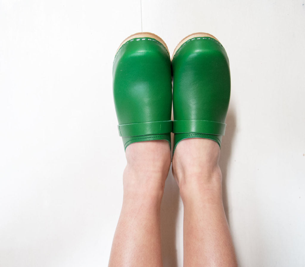 Spring Outfitting: How to Style Your Sandgrens Brights Clogs