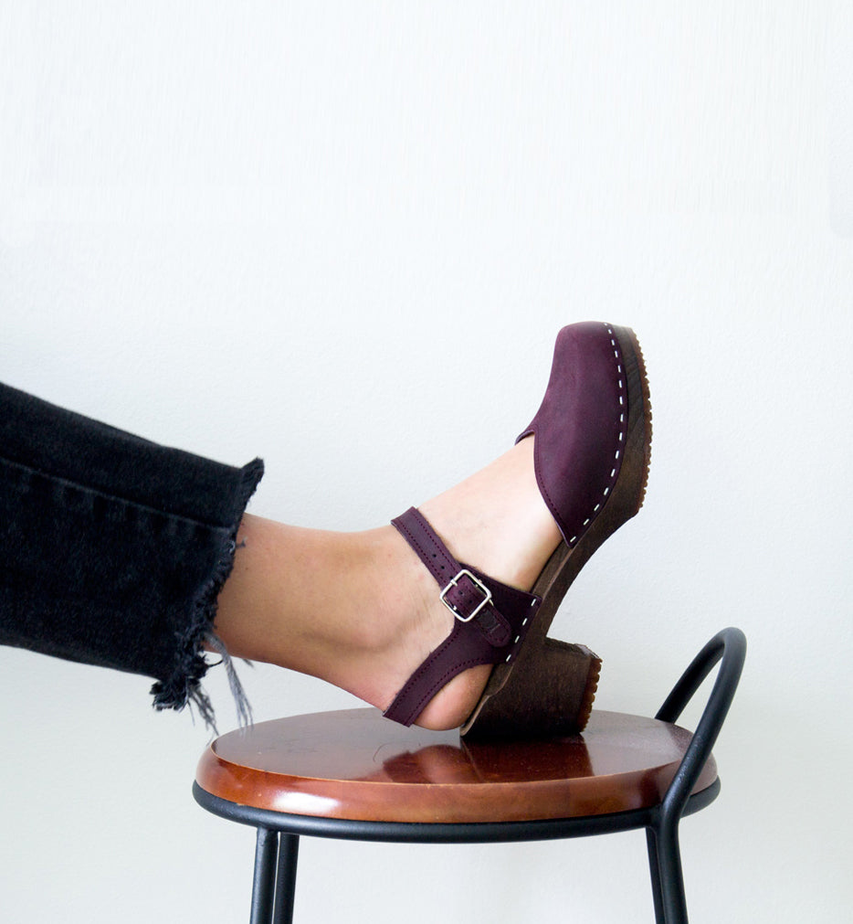 A New Path: Familiar Clog Styles Get Reimagined for Fall