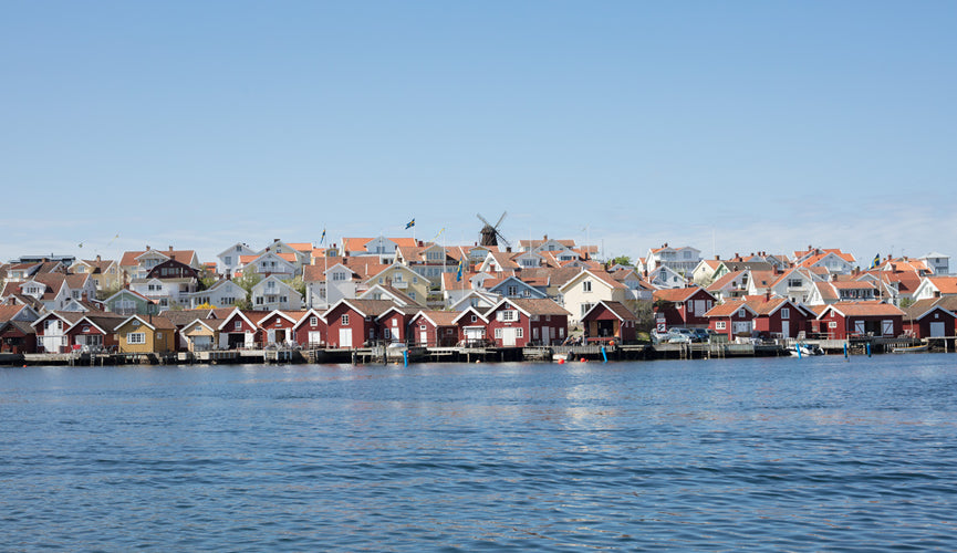 Postcards from the Swedish Archipelago with Sandgrens