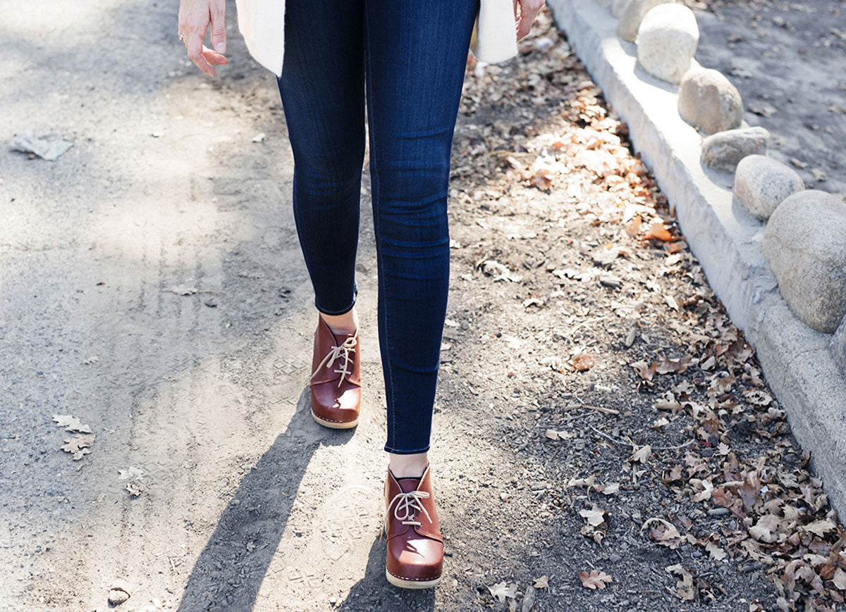 Take Outfits to New Heights with Clogs & Clog Boots for Fall