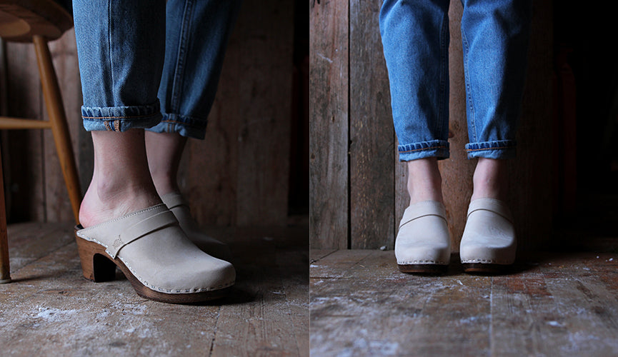 Maya on Dark: The New Classic Clog