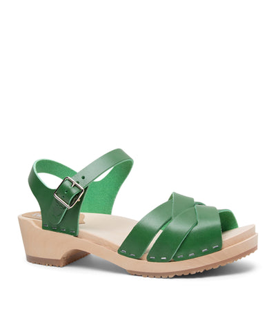 Rio Grande Low Narrow Fit - Strong Green Veg - Size 36 Only