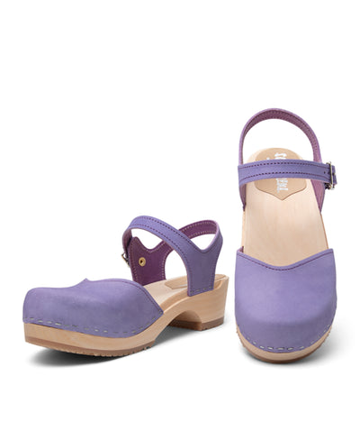 Saragasso Narrow Fit - Lilac Veg - Size 39 Only