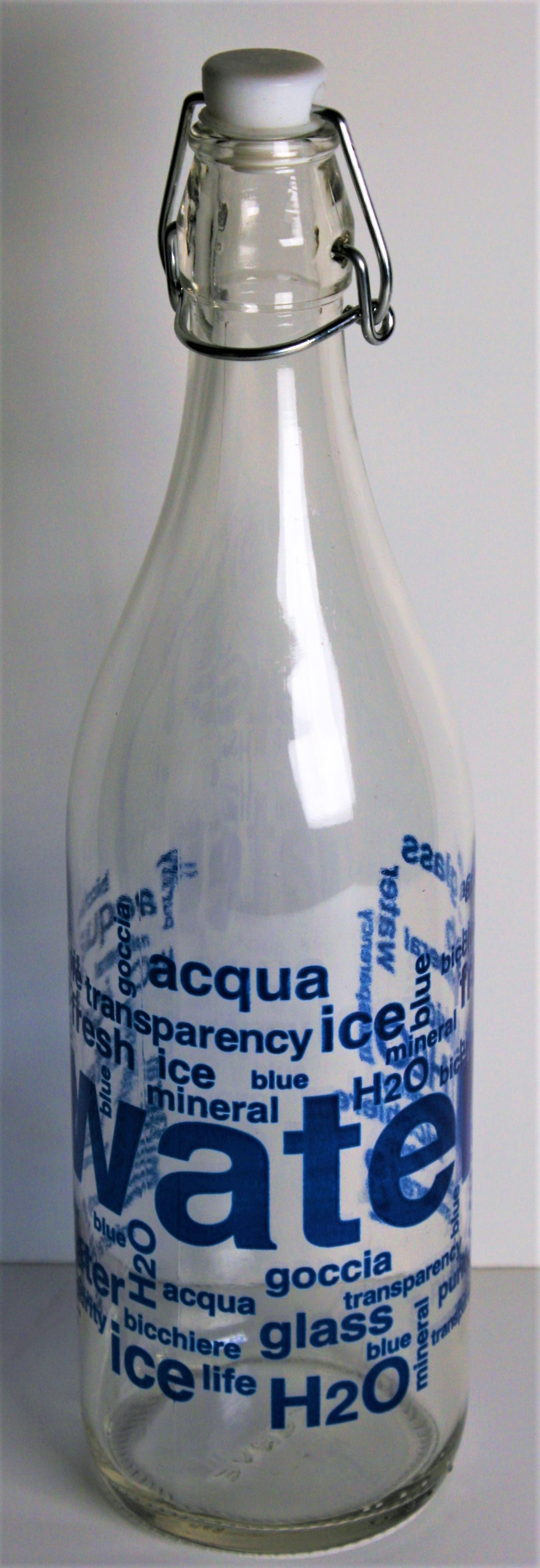 Water Bottle with