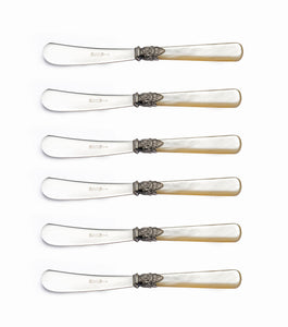Napoleon 6pc Butter Knife Set