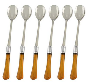 Zaffiro Ice Tea Spoon