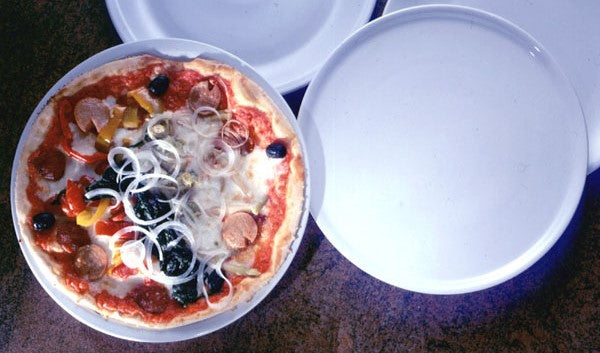 White Cinzia Pizza Plate (Set of 6) & White Cinzia Pizza Plate (Set of 6) \u2013 arvindgroup
