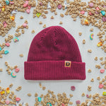 Tuque - Soda cerise