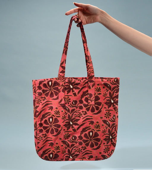 Ruby Homegrown Flat Bag
