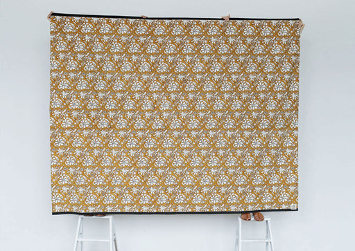 Gold Homegrown Multipurpose Throw