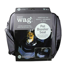 Pet Dog Car Booster Seat