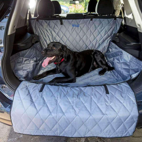 Henry Wag Dog Car Boot Cover With Bumper Protector SUV