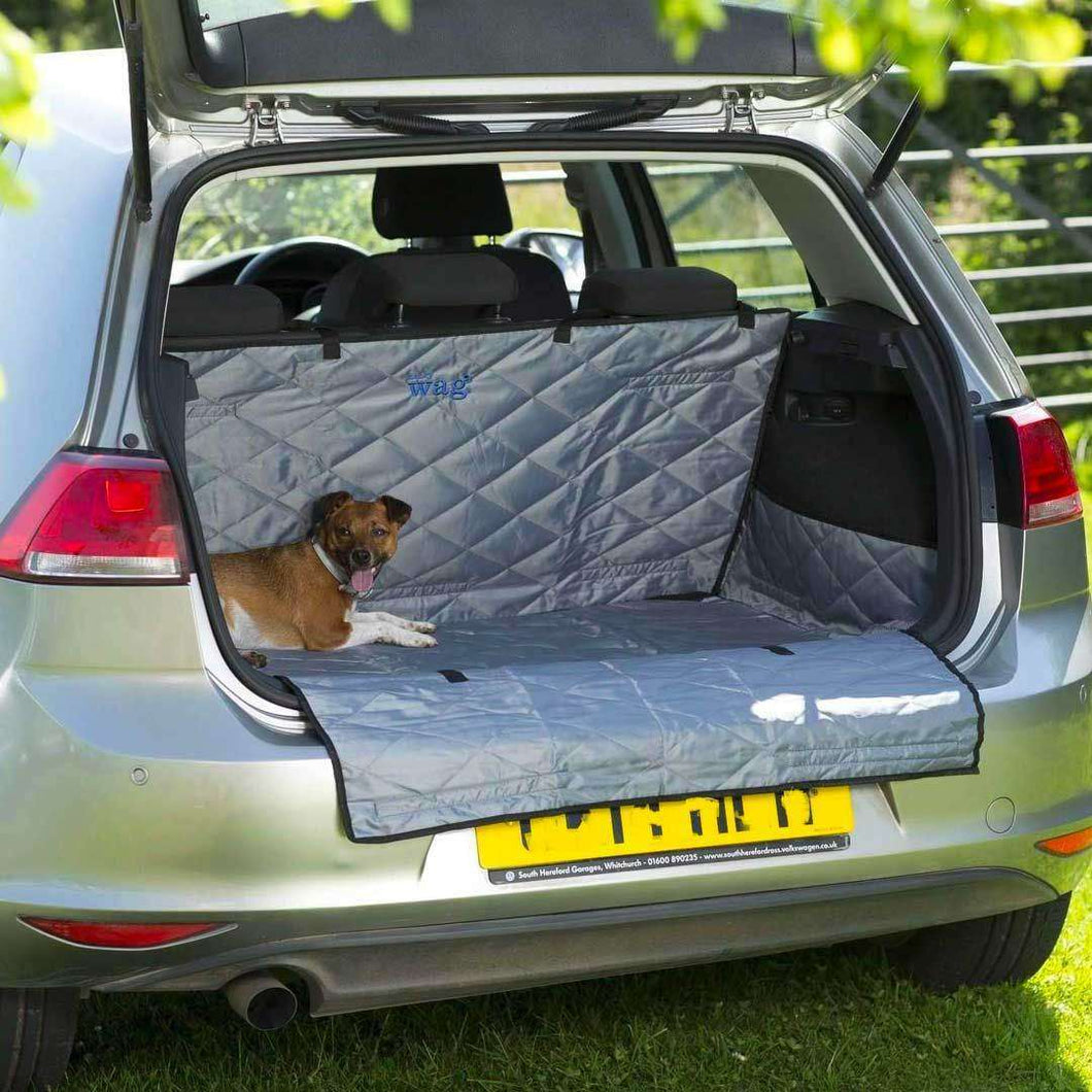 Henry Wag Dog Car Boot'n'Bumper Protector Hatch