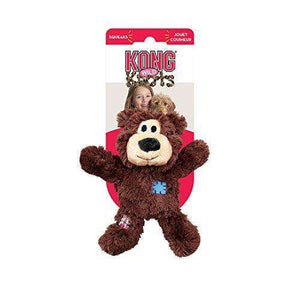 KONG Wild Knots Bear Dog Toy