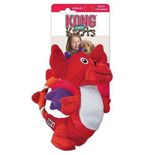Compare cheap offers & prices of KONG Dragon Knots Ropes Medium/Large Assorted Colours manufactured by KONG