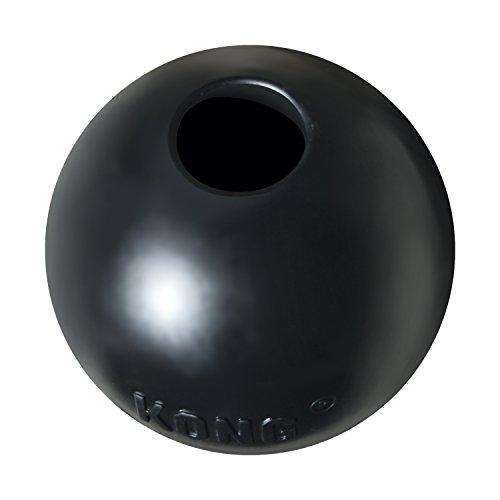 Compare cheap offers & prices of KONG Extreme Ball Dog Toy - Medium/Large Black manufactured by KONG