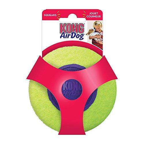Compare cheap offers & prices of KONG Air Squeaker Disc Dog Toy - Large manufactured by KONG