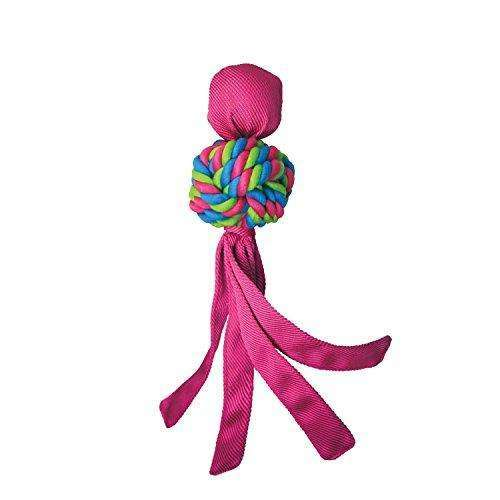 Compare cheap offers & prices of KONG Wubba Weaves Dog Toy - Large manufactured by KONG