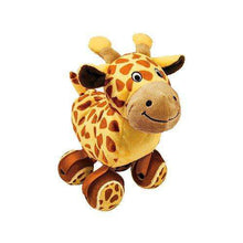 KONG Tennis Shoes Giraffe Dog Toy