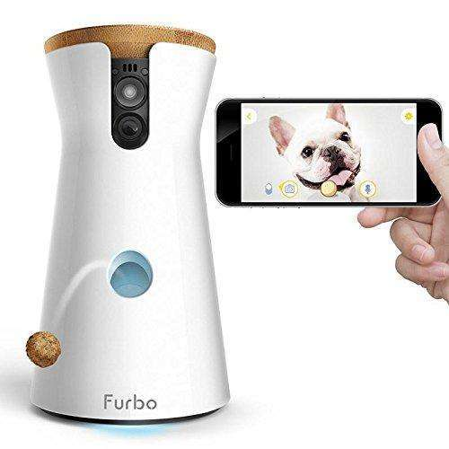 Compare retail prices of Furbo Dog Treat Tossing HD WiFi Camera to get the best deal online