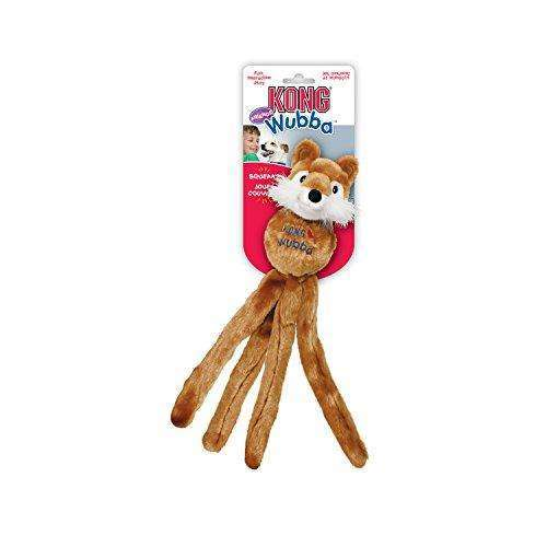 Compare cheap offers & prices of KONG Wubba Friends Dog Toy - Small manufactured by KONG