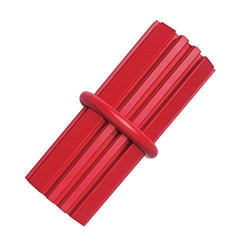 KONG Dental Stick Dog Toy, Red