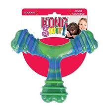KONG Swirl Boomerang Dog Toy