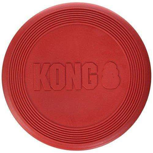 Compare cheap offers & prices of KONG Flyer Dog Toy - Small 17.5cm Red - Large 24cm manufactured by KONG