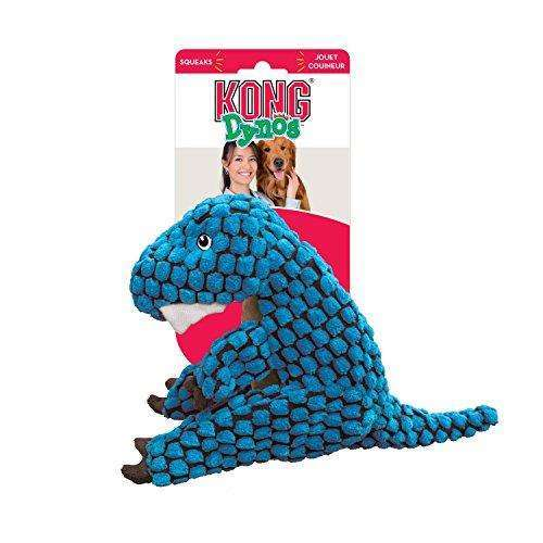 KONG Dynos T-Rex Dog Toy