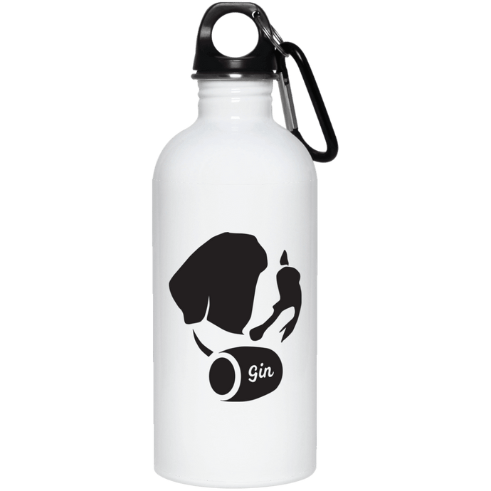 DoggieCo Gin 20 oz. Stainless Steel Water Bottle