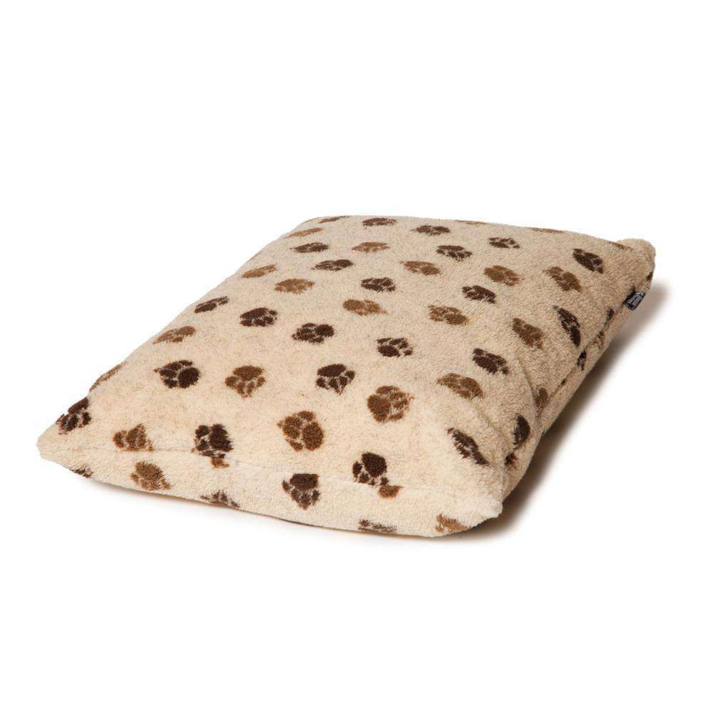 Danish Design Fleece Beige Brown Paw Deep Duvet