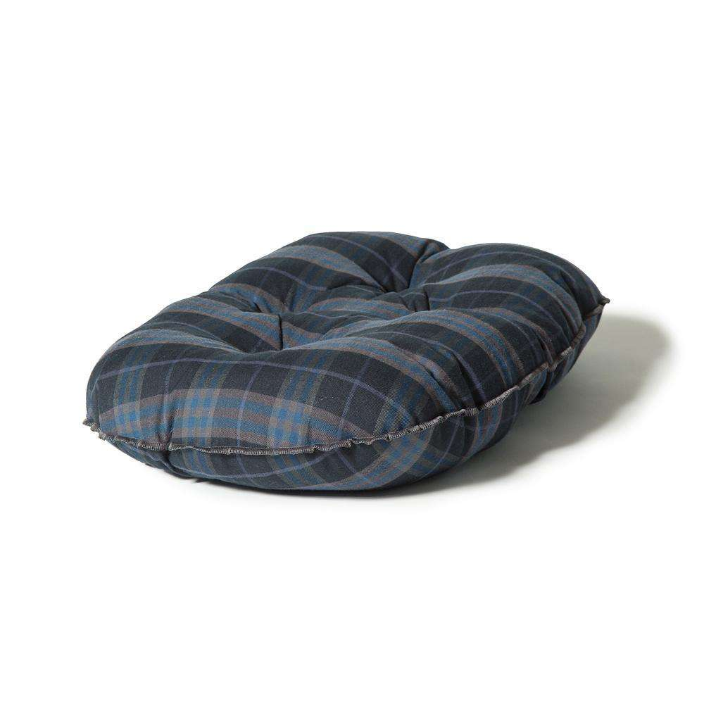 Danish Design Lumberjack Navy/Grey Quilted Mattress