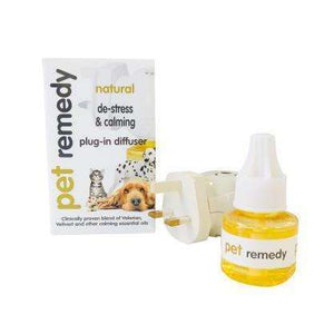 Pet Remedy Plug in Diffuser + 40ml Bottle