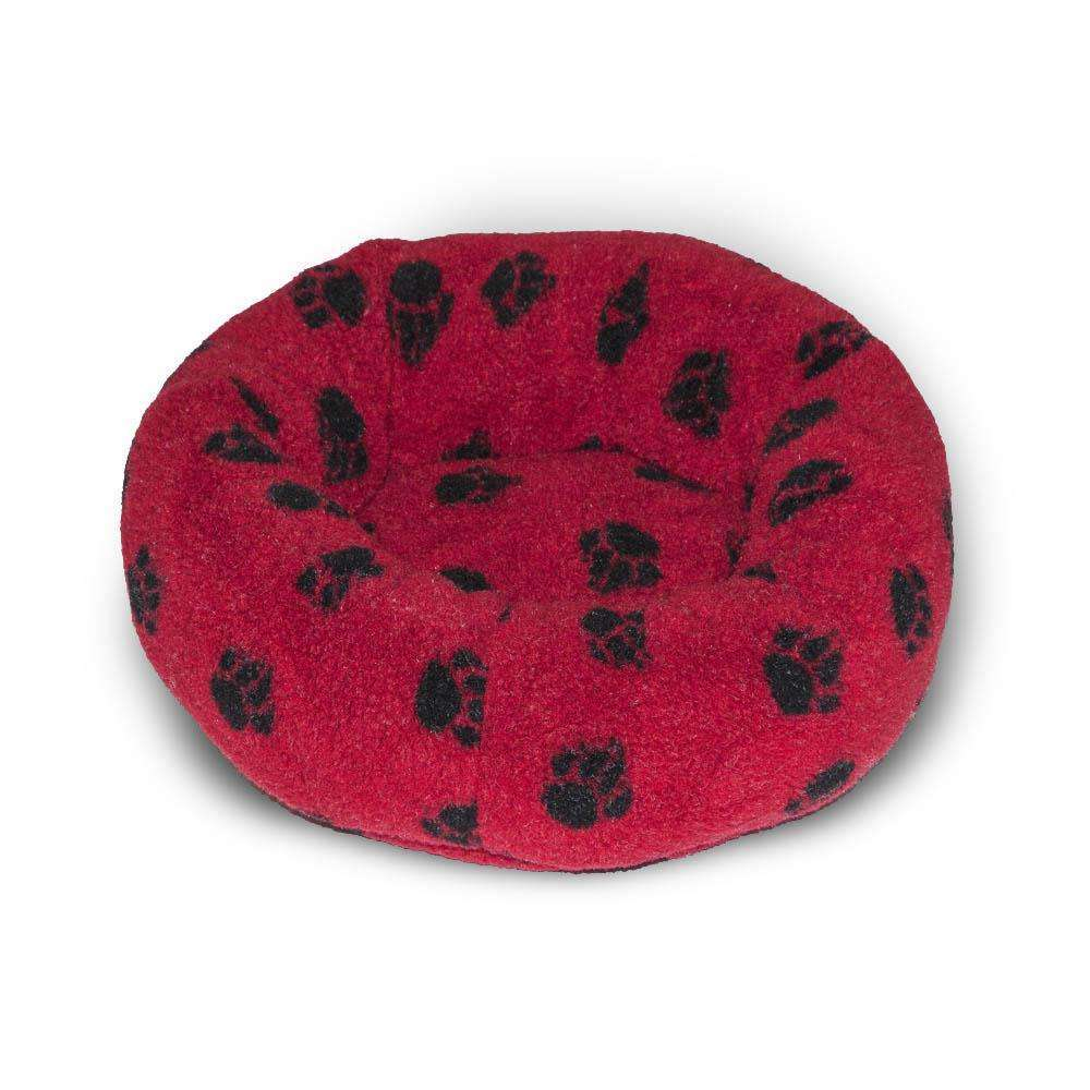 Danish Design Fleece Wine Cushion Bed