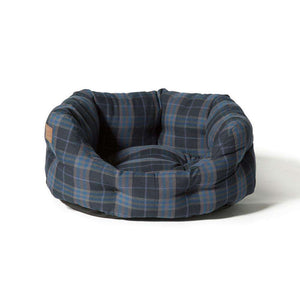 Danish Design Lumberjack Navy/Grey Deluxe Slumber Bed