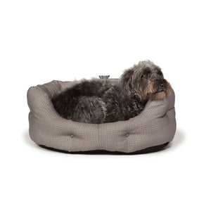 Danish Design Vintage Dogstooth Deluxe Slumber Bed